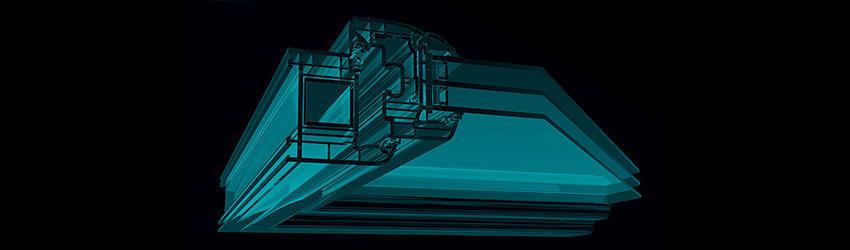 Performances thermiques Pour les panneaux décoratifs Pour les panneaux vitrés  Ud=1,3 W/m2.K Ud=1,5 W/m2.K  <p></p>