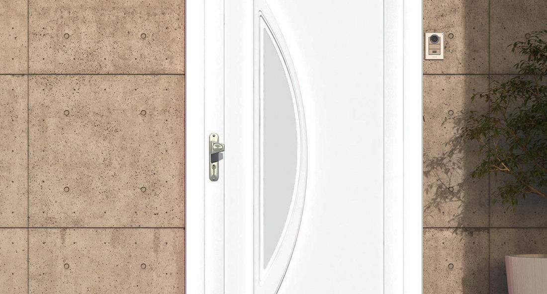Résistance à l'effraction <p>Les portes d'entrée renforcées ont été conçues pour assurer le bien-être et la tranquillité d'esprit grâce à une sécurité maximale. Grâce à une serrure multipoints certifiée anti-effraction,…</p>