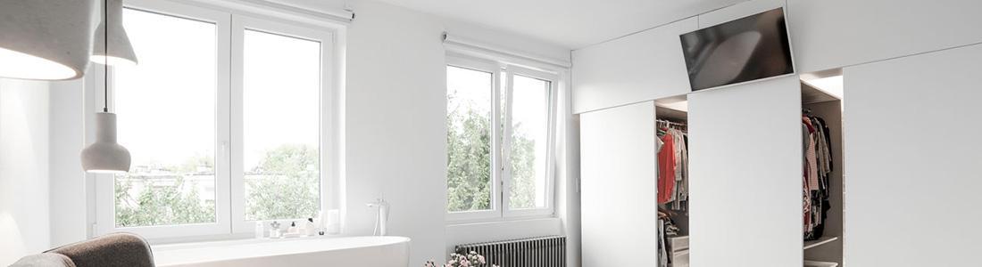 Une fenêtre au design élégant <p>Oknoplast, créateur d'innovations, s'évertue à faire des fenêtres produites par la marque des éléments essentiels de la maison. Chaque fenêtre en PVC Winergetic Premium adopte…</p>